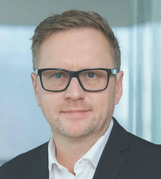 """Kategoria: BiznesJacek Leczkowski, prezes PBDI nominowany """"za ogromny rozwój i sukces firmy PBDI"""","""