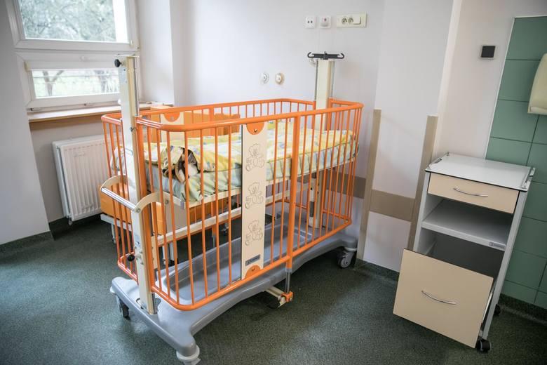 Remont przeszedł pawilon, gdzie znajduje się oddział chorób zakaźnych dla dorosłych, chorób infekcyjnych i pediatrii oraz oddział dermatologii