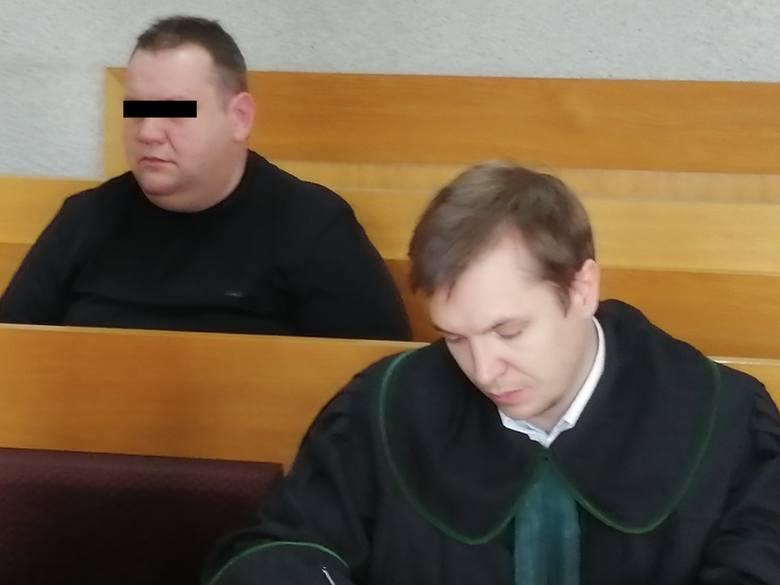 Na 1,5 roku więzienia został skazany 41-letni Tomasz B., główny oskarżony w procesie w sprawie pamiętnej katastrofy budowlanej, kiedy to u zbiegu ul.