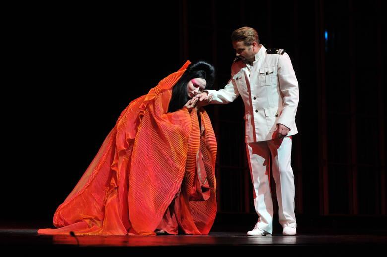 """""""Madama Butterfly"""" na koniec sezonu Teatru Wielkiego."""