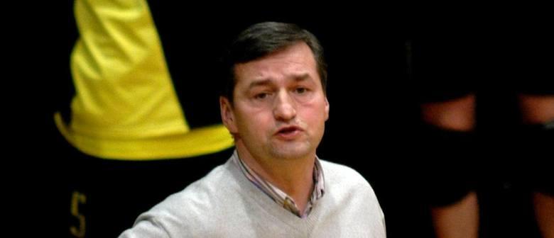 Trener Olkusza Roman Socha jest zniesmaczony nie tylko sytuacją siatkówki Kłosa, ale i całą sytuacją sportu w mieście