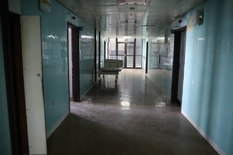 Remont obejmie trzecie i czwarte piętro szpitala. Zacznie się za miesiąc lub dwa i będzie tak prowadzony, że – według zapewnień prof. Banacha – nie zmniejszy