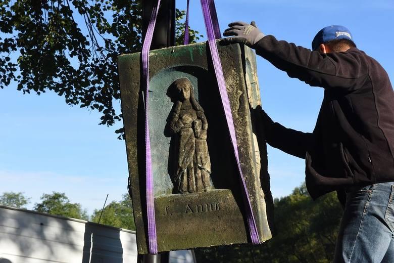 Kapliczka w Golkowicach przejdzie gruntowną renowację [ZDJĘCIA]