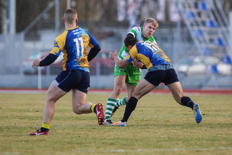 Rugby Lechia Gdańsk vs RC Arka Gdynia - inauguracja sezonu