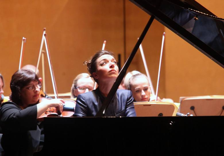 Yulianna Avdeeva w szczecińskiej Filharmonii