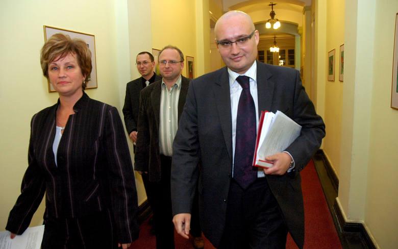 Zbigniew Hoffmann (PiS) od 7 listopada 2006 r. do 29 listopada 2007 r. był wojewodą kujawsko-pomorskim mianowanym przez premiera Jarosława Kaczyńskiego.