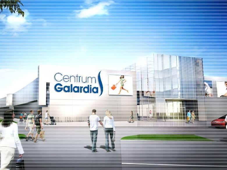 Budowa galerii handlowej Galardia w Starachowicach ruszy jeszcze w czerwcu