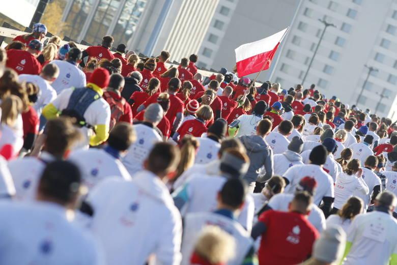 W poniedziałek 11 listopada o godzinie 11:11 wystartował 31. Bieg Niepodległości. To wyjątkowe wydarzenie zakończyło tegoroczną Warszawską Triadę Biegową,