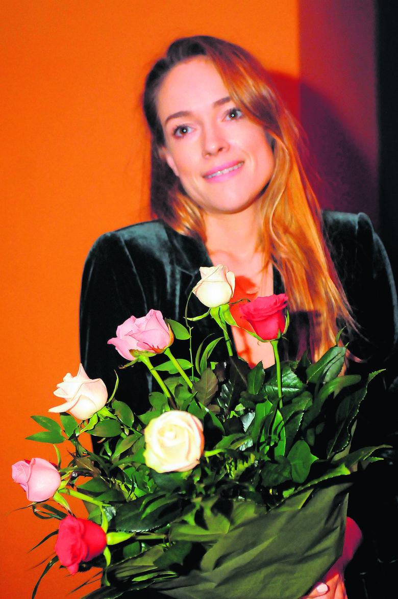 Alicja Bachleda-Curuś spędza czas w Polsce z Marcinem Gortatem