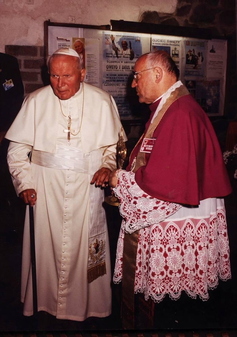 Jan Paweł II był w Gorzowie 2 czerwca 1997 r.
