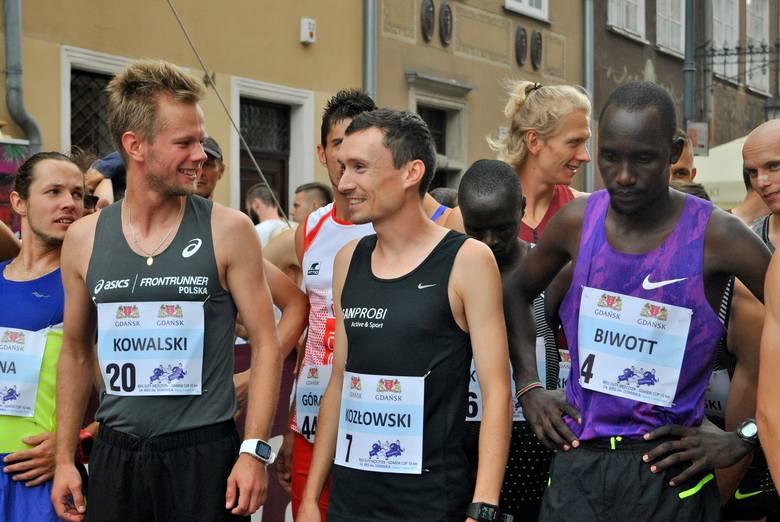 Artur Kozłowski zdobył srebrny medal mistrzostw Polski