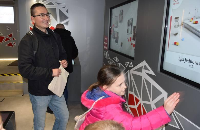 Mobilne muzeum pełne atrakcji w Ostrołęce [ZDJĘCIA, WIDEO]