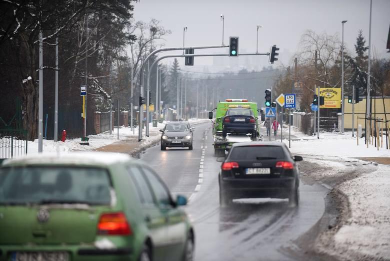 Wzdłuż głównej ulicy Kaszczorka powstały m.in. drogi rowerowe, a osiem skrzyżowań zostało zmodernizowanych