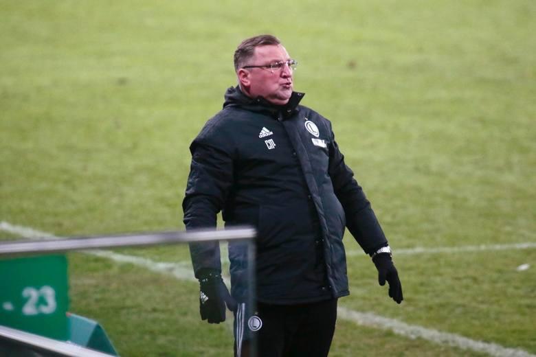 - W dalszym ciągu jest to bardzo młody trener na dorobku - mówił trener Czesław Michniewicz przed meczem z Lechem.