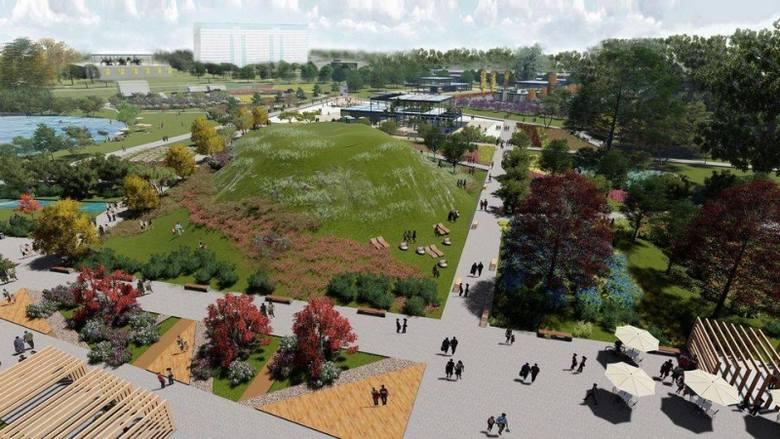 Zielone Expo 2024 w Łodzi. Chcą ogrodzić 81 hektarów parków!
