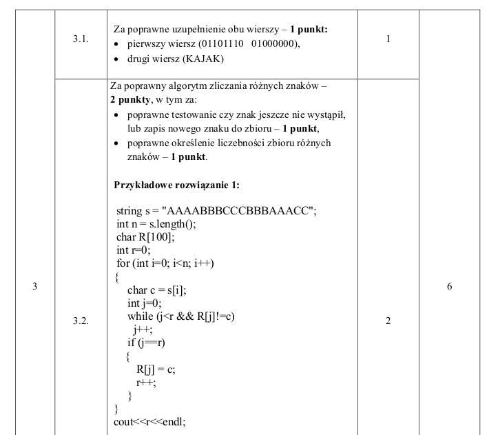 Próbna Matura 20142015 Z Cke Informatyka P Rozszerzony