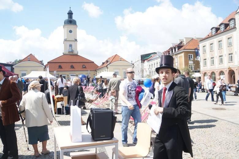 Rynek Kościuszki. Dzień Akademicki 2015 (zdjęcia, wideo)