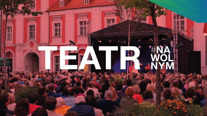 TEATR #NA WOLNYM17-25 sierpniaWolny Dziedziniec Urzędu Miasta PoznaniaWstęp na spektakle za okazaniem wejściówekZobacz pozostałe wydarzenia weekendu