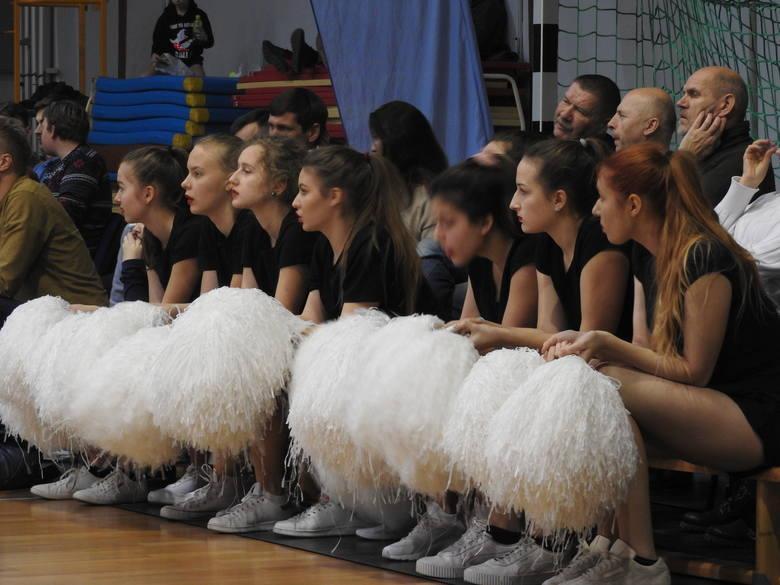 Kibice na meczu Żubry Białystok - Tur Basket Bielsk Podlaski