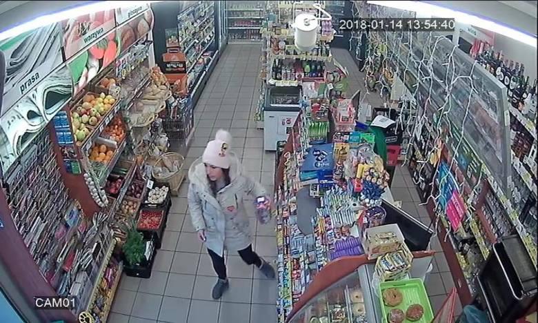 Ta kobieta ukradła puszkę WOŚP. Czy ktoś ją widział? Jest poszukiwana! [ZDJĘCIA Z MONITORINGU]