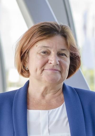 Zofia Maria Paryła p.o. prezesa zarządu Grupy Lotos
