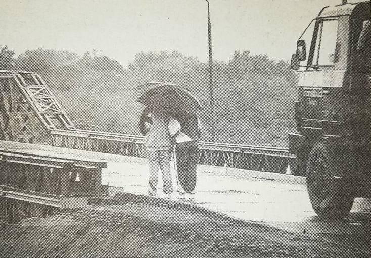 Przeprawa tymczasowa pojawi się w tym roku w Toruniu. Most pontonowy przejmie część ruchu na czas remontu przeprawy Piłsudskiego. To samo rozwiązanie
