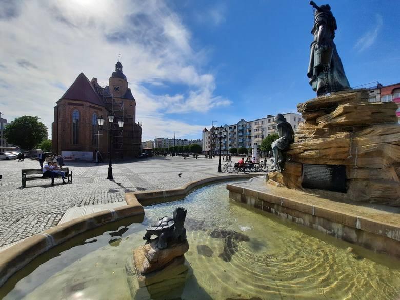 Fontanny w Gorzowie będą działać do 30 września.