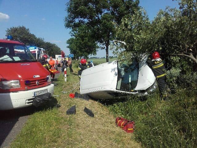 Na drodze krajowej nr 6 między Karwicami, a Rzyszczewem (powiat sławieński) doszło do zderzenia się trzech pojazdów. Jedna osoba została przewieziona
