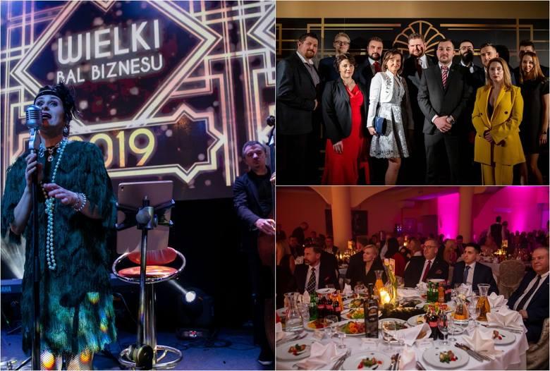 Wielki Bal Biznesu w Białymstoku 2019 już za nami. W Hotelu Gołębiewski ubiegły rok podsumowali przedstawiciele świata biznesu związani głównie z branżą
