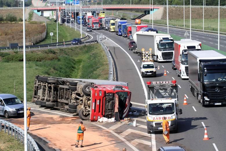 Firmy transportowe. Nawet 150 tys. osób w Polsce może wkrótce stracić pracę