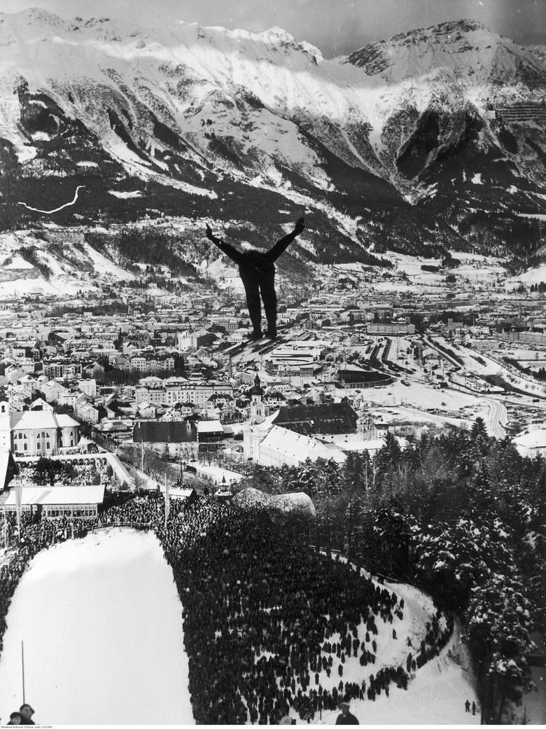Skoki, skoki w Zakopanem... Jak skakano niemal 100 lat temu [ZDJĘCIA]