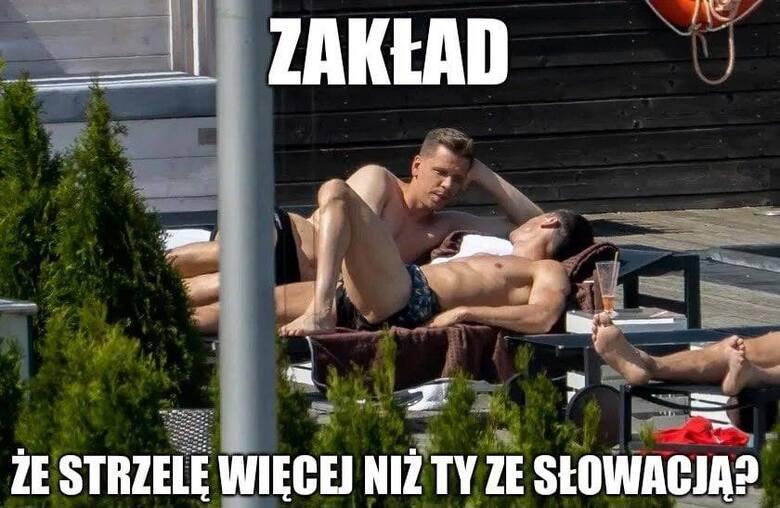Jeszcze dwa mecze i... Memy po meczu Polska - Słowacja [galeria]