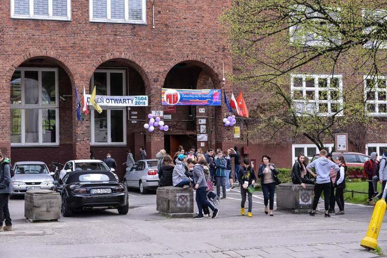 4. miejsce - II LO w Gdańsku