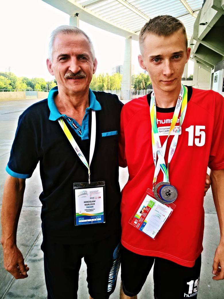 Ogromnym sukcesem zakończył się występ zawodników Bratka Czersk na XI Ogólnopolskich Letnich Igrzyskach Olimpiad Specjalnych w Katowicach i w Chorzowie.