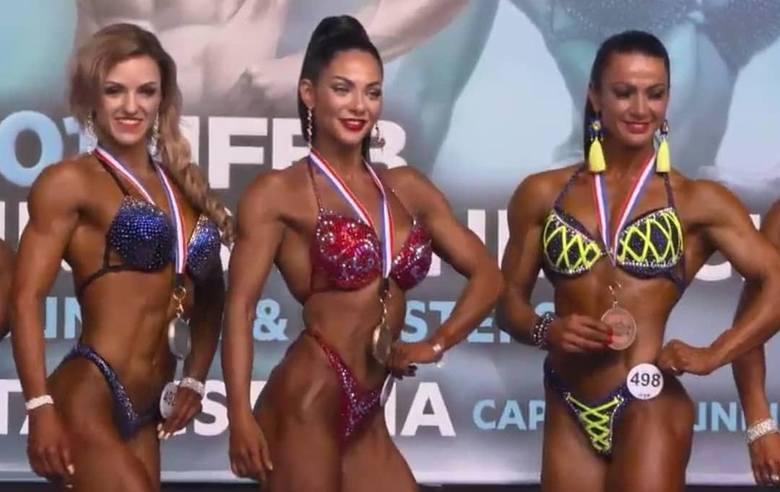 Katarzyna Dudek z LKS Sandomierz zdobyła dwa medale na Mistrzostwach Europy w fitness i kulturystyce w Santa Susanna w Hiszpanii. Katarzyna Dudek została