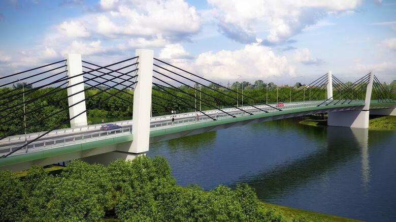 Nowy most zgodnie z planem ma być ukończony pod koniec 2023 r.