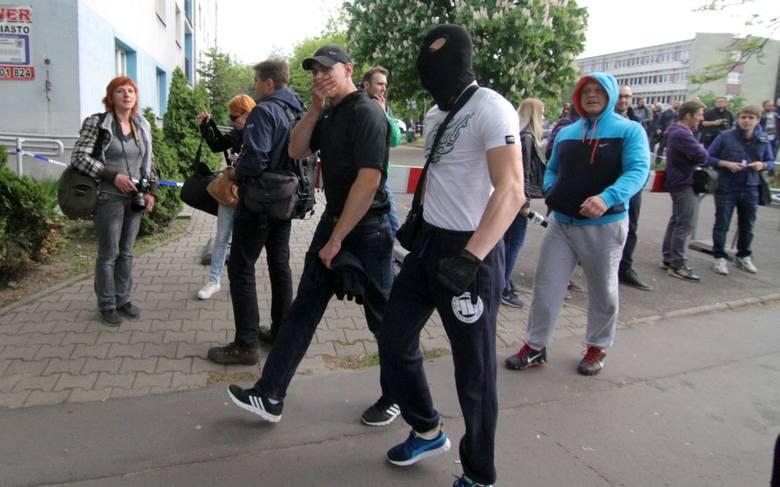 Znów zamieszki na Legnickiej. Apel rodziny nie pomógł