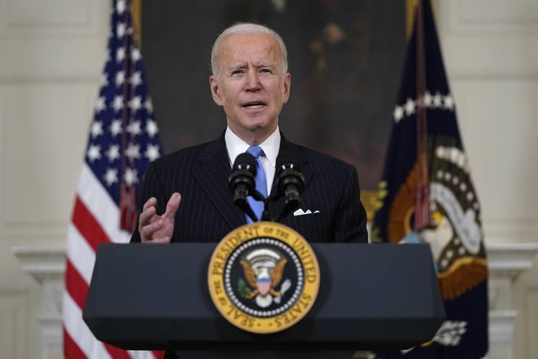Koronawirus w USA. Prezydent Joe Biden zapowiada: za rok, o tej samej porze, kraj powróci już do normalności