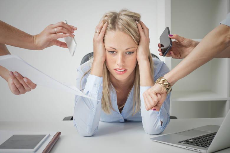 Sprawdź 25 najbardziej stresujących wydarzeń w życiu człowieka i przypisane do nich punkty. Czy jesteś w grupie ryzyka zachorowania?
