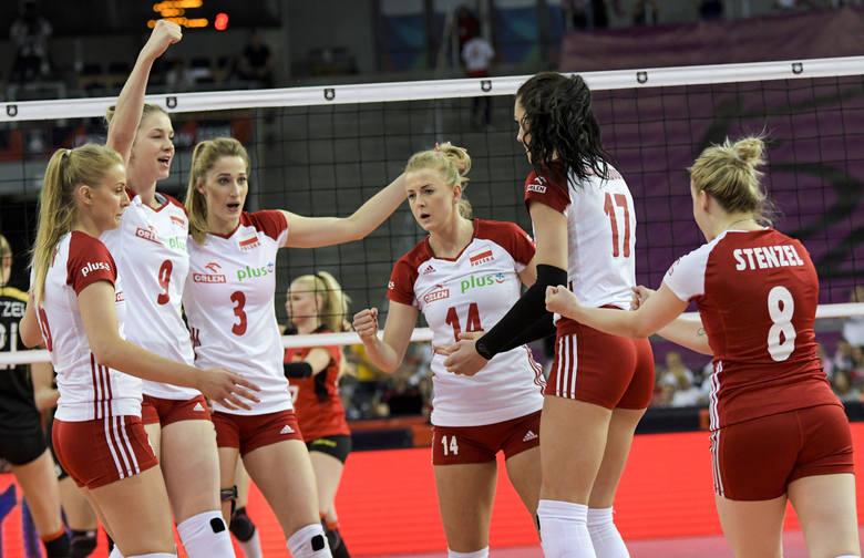 Polskie siatkarki znakomicie spisują się na mistrzostwach Europy i są w czwórce najlepszych drużyn