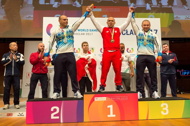 The World Games 2017 - TABELA MEDALOWA 30.07.2017