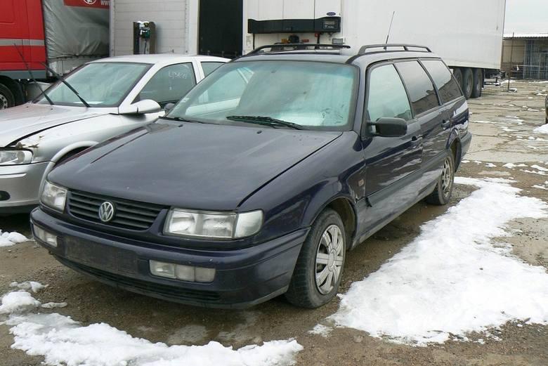 Volkswagen Passat 1.6i Kat. CL(bez zbiornika paliwa)Rok produkcji: 1996Pojemność: 1595/LPGKwota oszacowania brutto: 2200,00 złCena wywołania brutto: