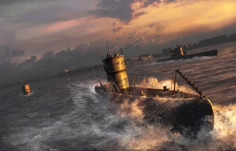 Silent Hunter OnlineSilent Hunter Online: Polowanie na oceanie