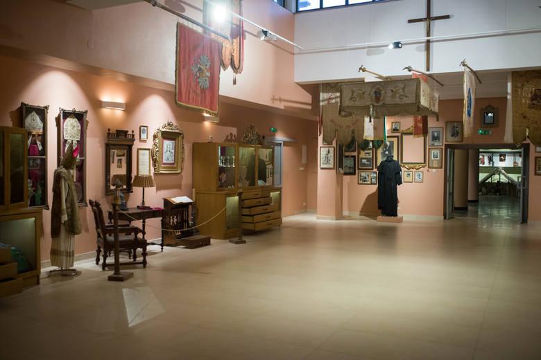 Muzeum sanktuaryjne skrywa w sobie prawdziwe skarby