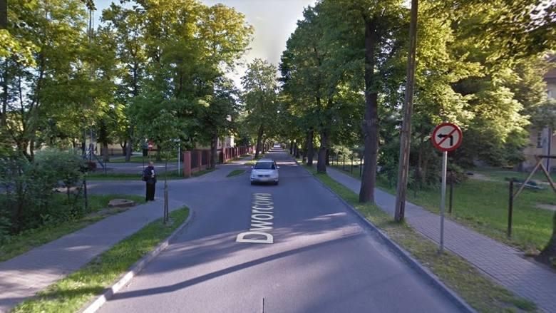 Zwłoki 34-letniego mieszkańca miasteczka znaleziono przy ulicy Dworcowej w Gniewkowie.