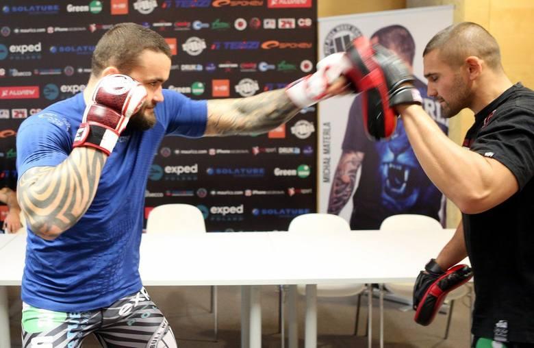 Zachwiana kariera mistrza MMA ze Szczecina