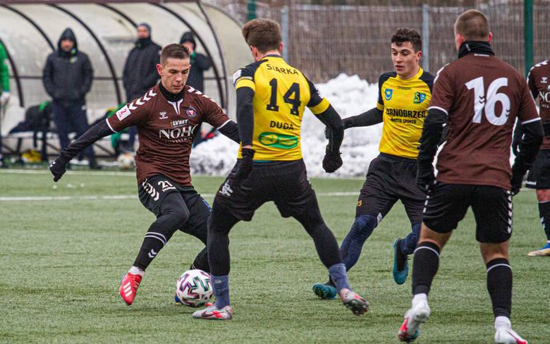 """""""Brązowi"""" nie dali rady ósmej drużynie w IV grupie III ligi Siarce Tarnobrzeg"""