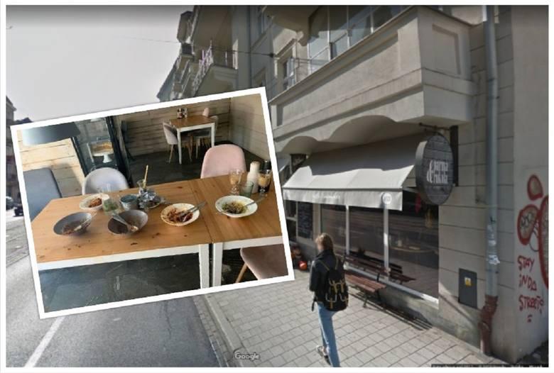"""Poznańska restauracja Parma i Rukola, która mieści się przy ul. Głogowskiej, pokazuje, jak wygląda lokal po wizycie najmłodszych. """"Jak można"""