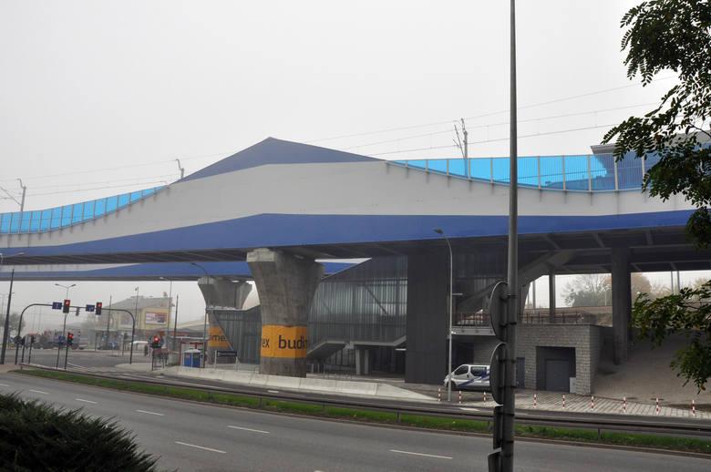 Kraków. Pociągi już jeżdżą po łącznicy Zabłocie-Krzemionki
