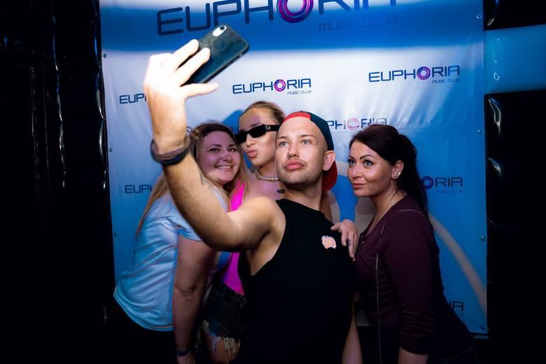 Tak bawiliście się na imprezie z Martą i Alanem w klubie Euphoria. Zobacz fotorelację!